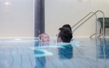 Plavání kojenců a batolat Praha 1