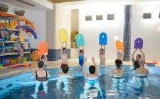 Plavání dětí s rodiči Praha 1