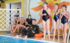 Plavání dětí od 8 let a starších Praha 4 Chodov